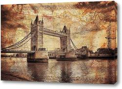 Постер Тауэрский мост
