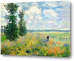 Картина Маковое поле, Аржатнёй