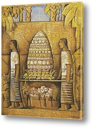 Картина Мексиканцы
