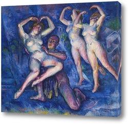 Картина Танцы, 1915