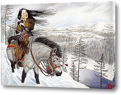 Картина Якутия