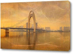 Постер Гуанчжоу, Китай