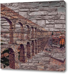 Постер Кастилия-Леон, Испания