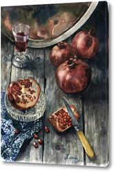 Картина Гранатовый сок