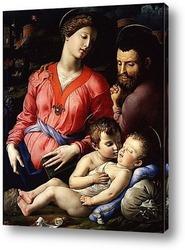 Картина Семья святого Панчиатичи