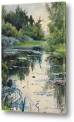 Картина Пейзаж в Муре