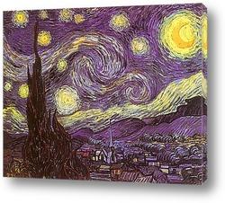 Картина Звёздная ночь