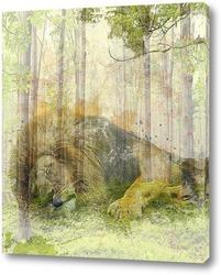 Постер Царь Зверей