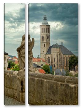 Костёл святого Якуба.