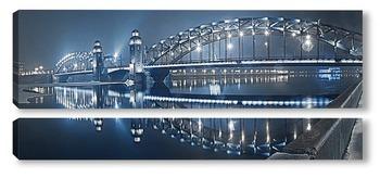 Модульная картина Мост Петра Великого
