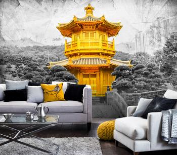 Фотообои Храм Хунконг