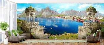 Фотообои Панорама гор