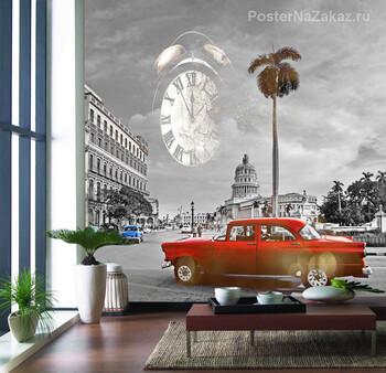 Фотообои Куба, Гавана