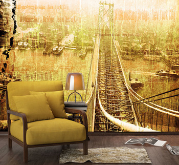 Фотообои Вильямсбургский мост