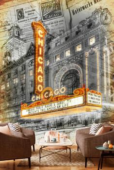 Фотообои Ретро Чикаго